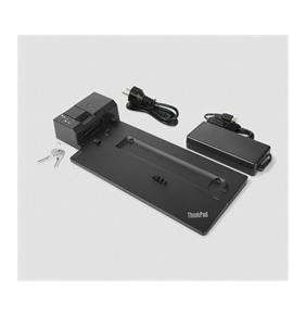 Lenovo ThinkPad Pro Side Dock -135W (2x DisplayPort, RJ45, 1x USB-C,3xUSB 3.1, 2xUSB 2.0, adapter)ANGLICKA info v popise