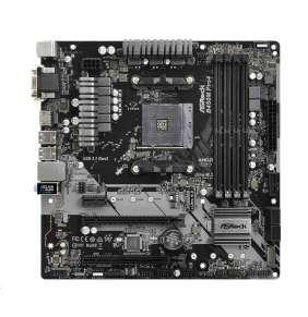 ASRock MB Sc AM4 B450M PRO4, AMD B450, 4xDDR4, VGA, mATX