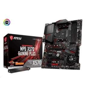 MSI MPG X570 GAMING PLUS, AM4, X570, DDR4, HDMI