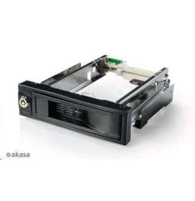 "AKASA Lokstor M52 - 3,5"" HDD rack do 5,25"""