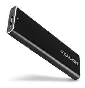 AXAGON EEM2-U3 USB3.0 - M.2 SSD SATA, up to 80mm SSD, ALU body