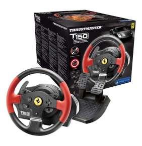 Thrustmaster Sada volantu a pedálů T150 Ferrari