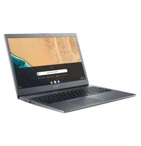 "Acer Chromebook 17 CB715-1W-39XC i3-8130U/8GB+N/A/eMMC 128GB+N/A/UHD Graphics/15,6"" FHD IPS LED matný/BT/Google Chrome/Gray"
