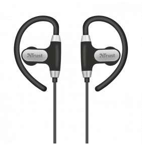 TRUST bezdrátová sluchátka USAN BT SPORTS IN-EARS