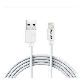 ADATA Sync & Charge Lightning kabel - USB A 2.0, 200cm, bílý