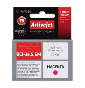 Atrament ActiveJet pre Canon BCI-3e/6 Magenta 15,5ml