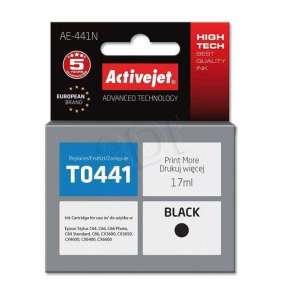 Atrament ActiveJet pre Epson T0441 Black 18 ml