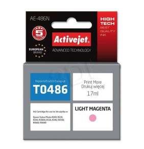 Náplň ActiveJet EPSON T0486 photo magenta 17 ml