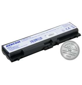 "Náhradní baterie AVACOM Lenovo ThinkPad T410/SL510/Edge 14"", Edge 15"" Li-Ion 10,8V 6700mAh 72Wh"