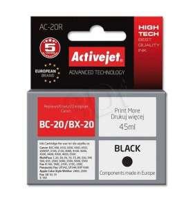 Náplň ActiveJet  Canon BC-20/BX-20  black 30ml