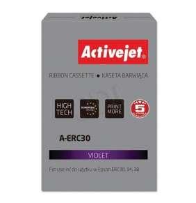 Páska ActiveJet pre Epson ERC 30, 34, 38 NYLON VIOLET