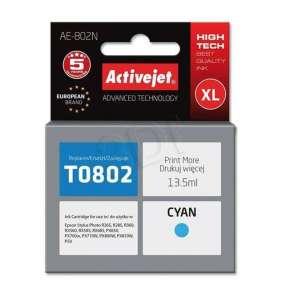 Náplň ActiveJet EPSON T0802 cyan 12 ml