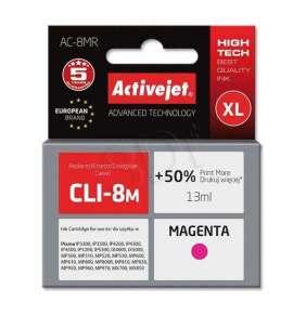 Náplň ActiveJet  Canon CLI-8  magenta 15ml + chip