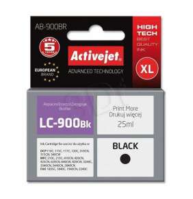 Náplň ActiveJet Brother LC900 Black              ABR-900BK