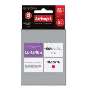 ActiveJet ink Brother LC1240 Magenta          AB-1240MNX