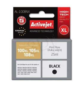 ActiveJet ink Lex.100/105/108 14N1068E Black NEW AL-100Bk