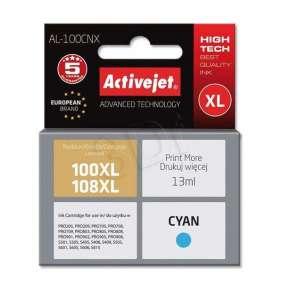 Náplň ActiveJet Lexmark 14N1069 no100XL Cyan AL-100CNX