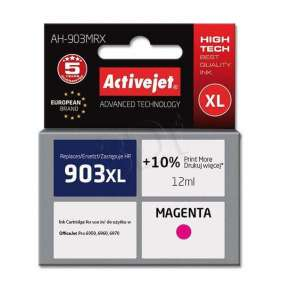 Náplň ActiveJet HP  T6M07AE  (no.903XL)  AH-903MRX magenta 12ml