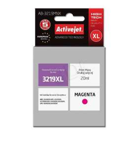 Activejet ink for Brother LC3219M  AB-3219MNX Magenta 20 ml Compatible