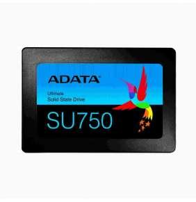 Adata Ultimate SU750 3D NAND 2.5'' SSD 512 GB, SATA III 6Gb/s, R/W 550/520 MB/s