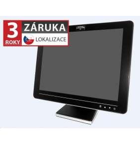 15'' LCD dotykový AerMonitor AM-1015, rezistivní, USB