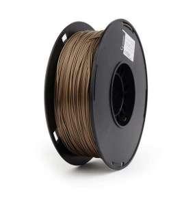 Filament Gembird PLA-plus Gold Metal | 1,75mm | 1kg
