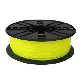 GEMBIRD Tisková struna (filament) PLA PLUS, 1,75mm, 1kg, žlutá