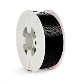 VERBATIM 3D Printer Filament PET-G 1.75mm, 327m, 1kg black