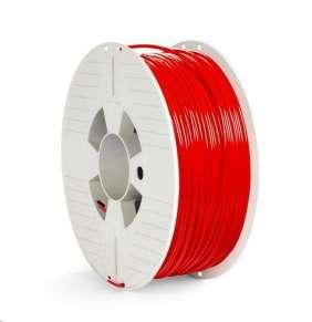 VERBATIM 3D Printer Filament PET-G 2.85mm, 123m, 1kg red