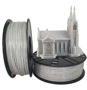 GEMBIRD Tisková struna (filament) PLA, 1,75mm, 1kg, mramor