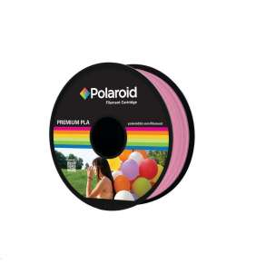 Polaroid 1kg Universal Premium PLA filament, 1.75mm/1kg - Pink