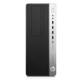 HP EliteDesk 800 G4 TWR, i7-8700, GTX1060/3GB, 16GB, SSD 512GB, DVDRW, W10Pro, 3Y