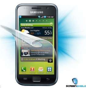 Screenshield fólie na displej pro Samsung Galaxy S (i9000)