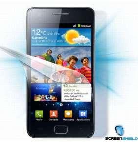 ScreenShield fólie na celé tělo pro Samsung Galaxy S II (i9100)