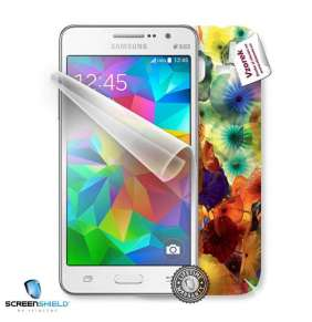 ScreenShield fólie na displej + skin voucher (vč. popl. za dopr. k zákaz.) pro Samsung Galaxy Core Prime (SM-G360F)