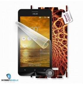 ScreenShield fólie na displej + skin voucher (vč. popl. za dopr. k zákazníkovi) pro Asus Zenfone 5 A500KL