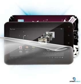 ScreenShield fólie na displej + skin voucher (vč. popl. za dopr. k zákazníkovi) pro GoClever Tab 7500