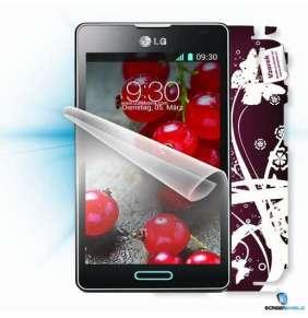 ScreenShield fólie na displej + skin voucher (včetně poplatku za dopravu k zákazníkovi) pro LG P710 Optimus L7 II