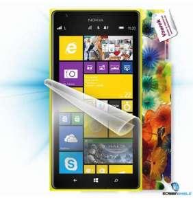 ScreenShield fólie na displej + skin voucher (včetně poplatku za dopravu k zákazníkovi) pro Nokia Lumia 1520