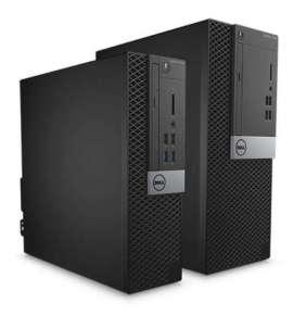 DELL Optiplex 3060 MT/Core i3-8100/8GB/1TB/Intel HD/DVD RW/Kb/Mouse/260W/W10Pro/3Y Basic Onsite