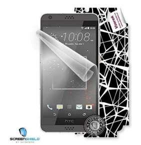 ScreenShield fólie na displej + skin voucher (vč. dopr. k zákazníkovi) pro HTC Desire 630 Dual Sim