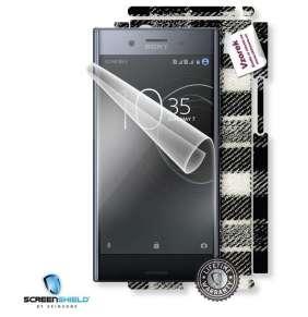 ScreenShield fólie na displej + skin voucher (vč. popl. za dopr. k zákaz.) pro SONY Xperia XZ Premium G8142