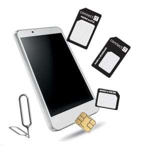 Redukce nano a micro SIM karty