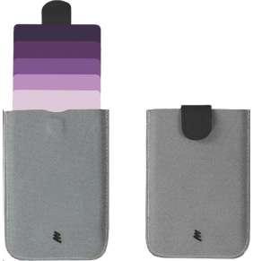 Allocacoc Dax wallet Purple
