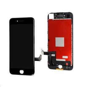 MicroSpareparts Mobile - iPhone 7 LCD Assembly Black