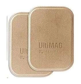 4smarts magnetický plíšek na držáky UltiMAG, 2 ks, zlatá