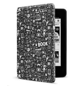 CONNECT IT Doodle pouzdro pro Amazon NEW Kindle Paperwhite 4 (2018), černé