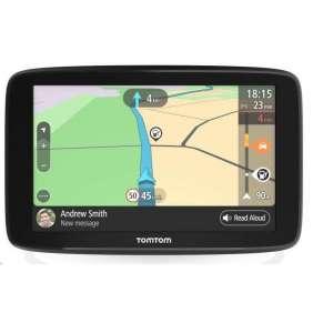 "TomTom GO Basic 6"" Europe, Wi-Fi, LIFETIME mapy"