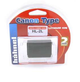 Hahnel Baterie Hahnel Canon HL-2LHP / NB-2LH Baterie Hahnel Canon HL-2LHP / NB-2LH