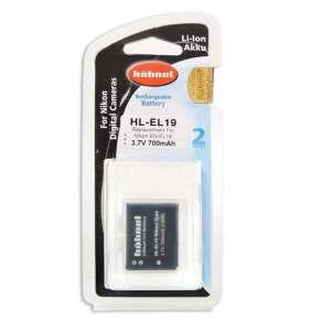 Hahnel Baterie Hahnel Nikon HL-EL19 / EN-EL19 Baterie Hahnel Nikon HL-EL19 / EN-EL19